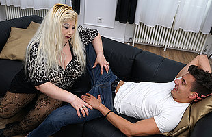 Humongous breasted housewife fucking her toy caitiff public schoolmate